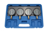 Probador de carburador síncrono con 4 relojes sincronizados 26 piezas