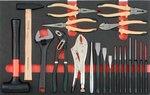 Carro 8-cajon con herramientas 405pc (EVA)