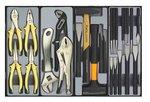 Carro 8-cajon con herramientas 376pc