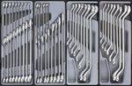 Carro 8-cajon con herramientas 325pc (S & M)