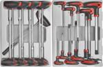 Carro de herramientas 303 piezas