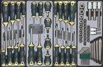 Carro 8-cajon con herramientas 286pc