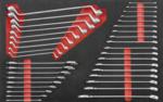 Práctico carrito de herramientas de 193 piezas