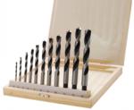 Juego de brocas/brocas centradoras para madera 13 piezas