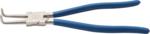 Juego de alicates de puntas (circlip) 300 mm 4 piezas