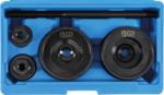 Juego de Herramienta de montaje para silentblocks del eje trasero para VW Golf, Audi A3