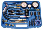Test de compresión y prueba de fugas para motores de gasolina y diésel