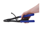 Juego de alicates de puntas para utilitarios puntas intercambiables 400 mm