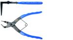 Alicate de puntas 90° para anillos de retencion interiores 165 mm