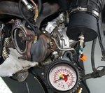 Herramienta de comprobacion para sistemas turbo