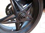 Juego de tuercas de tuerca de rueda para Ducati