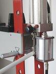 Prensa hidráulica 20t hidroneumático