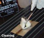 Kit de limpieza para agujas de soldadura
