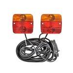 Luces de remolque con imanes 7,5 + 2,5M de cable
