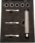 Kit de reparation pour bougies de prechauffage Threads, M9 x 1,0