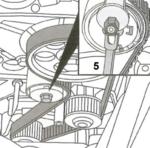 Juego de calado de distribucian para Fiat, Ford, Lancia 1.2 & 1.4 8V
