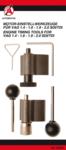 Juego de calado de distribucion VAG 1.4 - 1.6 - 1.9 - 2.0 SDI/TDI