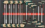 Carro 8-cajon con herramientas 308pc (EVA)