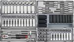 Siervo de taller Jumbo con herramientas 437 pcs
