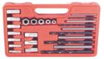 Extractores de caja para tornillos y tuercas
