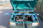 Soporte del motor con Crossbeam, 400-1400 mm, 500 kg