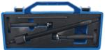 Extractor de camisas de cilindro con contrasoporte 60 - 160 mm 6 piezas