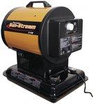 Calentador de infrarrojos en diesel 163 m³