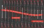 Práctico camión de herramientas 405 piezas