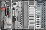 Práctico portaherramientas 303 piezas