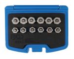 Conjunto de conector de sellado del inyector 12 piezas