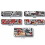 Caja de herramientas de 5 niveles con herramientas de 88 piezas (con aislamiento) (MM)