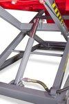 Mesa de trabajo hidráulica / neumática
