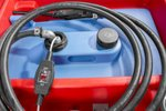 Combi tank pe diesel 400 litros + adblue 50 litros + bombas