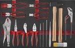 R & B tool car 180 piezas