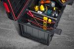 Caja de almacenamiento de 38 litros profi