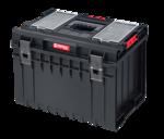 Caja de almacenamiento de 52 litros profi