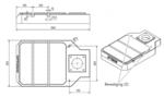 Taladro de columna - vario diámetro 32mm