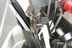 Sierra de cinta móvil diámetro 180 mm - engranaje - 230V