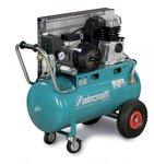Compresor de aceite accionado por correa 10 bar - 50 litros