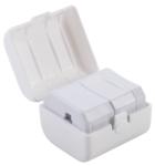 Enchufe de viaje/adaptador de enchufe 3 piezas