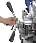 Taladro de sierra perforadora diámetro 127 mm