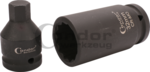 Drive Shaft Socket Set, 3/4