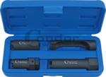 Llaves de corona para vehículos comerciales, 4 piezas