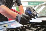 Camara termica con detector de fugas UV