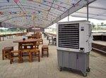 Ventilador industrial 18000m³/h 175 litros