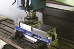 Pinza mecánica-hidráulica para máquina euroline