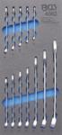 Carro de herramientas 7 cajones con 227 herramientas