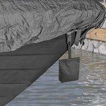 Bolsas de arena para funda protectora conjunto de 4 piezas