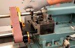 Rectificadora para tornos - sistema de guiado automático 50x915mm