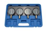 Probador de carburador síncrono con 4 relojes sincronizados 26 piezas_
